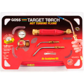 """Target Air-Acetylene Torch Outfits 5/16""""; 7/16"""" Acetylene (B) Soldering/Brazing by"""