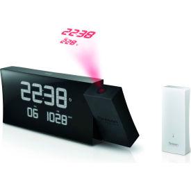 Oregon Scientific 1 x Atomic Projection Clock Radio (AM/FM) with Indoor/Outdoor Temperature