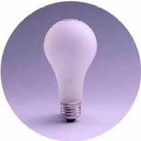 Sylvania 11380 Incandescent 60a/52/Ss 130v A19 Bulb - Pkg Qty 48