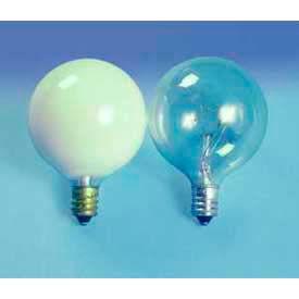 Sylvania 13622 Incandescent 25g16.5c/W/Bl 120v G16.5 Bulb - Pkg Qty 12