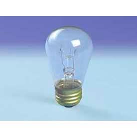 Sylvania 19353 Incandescent 7.5s 120v S11 Bulb - Pkg Qty 120
