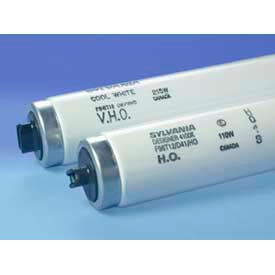 Sylvania 25189 Flourescent T9 T10 And T12 F72T12/D/HO T12 Bulb - Pkg Qty 15