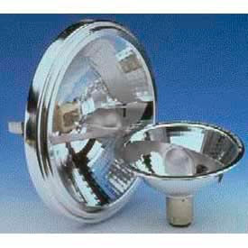 Sylvania 55125 Tungsten Halogen 75ar111/Sp8 12v Ar111 Bulb - Pkg Qty 6