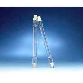 Sylvania 58996 Tungsten Halogen 500t3q/Cl(Fcl) 120v T3 Bulb - Pkg Qty 20