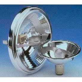 Sylvania 59017 Tungsten Halogen 50ar70/Sp8 12v Ar70 Bulb - Pkg Qty 10