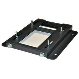 Adjustable Steel Motor Mounting Base, For NEMA Frames 364 w/ 2 Adjusting Bolts