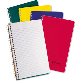 "Earthwise® by Oxford® Small Size Notebook 25447, 6""x9-1/2"", 150 Shts/Pad, 1 Pad/Pk"