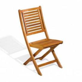 Oxford Garden® Capri Folding Chair - Pkg Qty 2