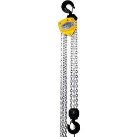 OZ Lifting Manual Chain Hoist w/Std. Overload Protection 3 Ton Capacity 10' Lift