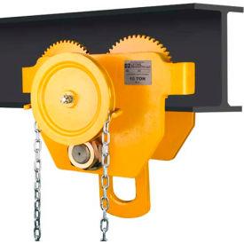 OZ Lifting OZ10GBT Geared Beam Trolley 10 Ton Capacity