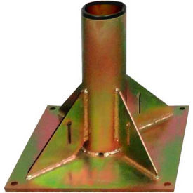OZ Lifting OZPED1 Pedestal Base for COMPOZITE Davit Crane