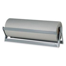 "Bogus Kraft Paper, 60#, 24"" x 900', Gray, 1 Roll"