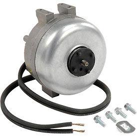 Morrill 13055, Aluminum Unit Bearing Fan Motor - 5 Watts 115 Volts