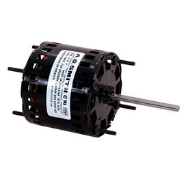 """Century 24, 3.3"""" Shaded Pole Open Motor - 115 Volts 1550 RPM"""