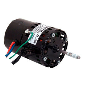 """Century 349, 3.3"""" Shaded Pole Draft Inducer Motor - 3000 RPM 115 Volts"""