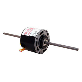 "A.O. Smith 596, 5"" Split Capacitor Split Capacitor Fan Coil Motor - 1075 RPM 277V"