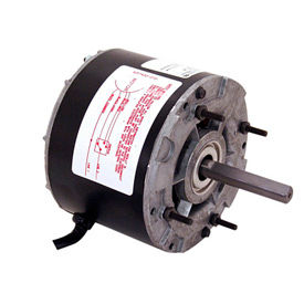 "Century 599, 5"" Shaded Pole Motor - 1550 RPM 115 Volts"