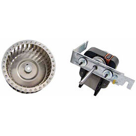 Packard 65894K, C-Frame NUTONE Replacement Motor - 120 Volts 3000 RPM