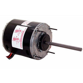 "Century 666A, 5 5/8"" Split Capacitor Condenser Fan Motor 208-230 Volts 1625 RPM by"