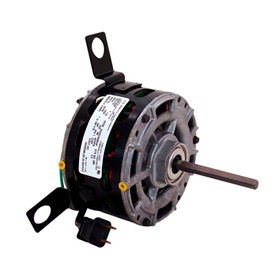 """Century 686, 5"""" Shaded Pole Motor - 1000 RPM 115 Volts"""