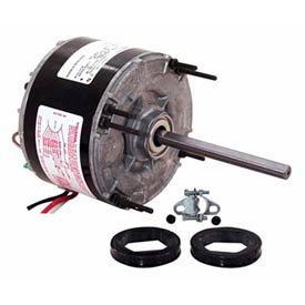 "Century 734A, 5-5/8"" Enclosed Fan/Blower Motor 115 Volts 1135 RPM 1/4 HP"