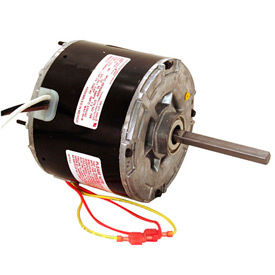 "Click here to buy Century 796A, 5 5/8"" Split Capacitor Condenser Fan Motor 460 Volts 1075 RPM."
