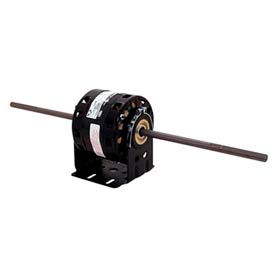 Century 7DB6504, Double Shaft 1075 RPM 277 Volts 1/6-1/8-1/10 HP