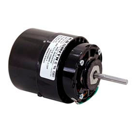"""Century 9336, 3.3"""" Stock Motor GE 11 Frame Replacement 230 Volts 1550 RPM 1/20 HP"""