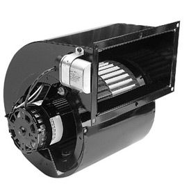 """A.O. Smith 3.3"""" Split Capacitor Draft Inducer Blower 9459, 1450 RPM 115 Volts"""
