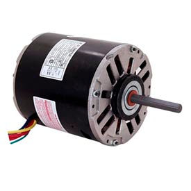 "Century 9699, 5-5/8"" Stock Motor 115/208-230 Volts 1550 RPM 1/6 HP"