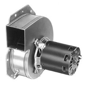 "Fasco 3.3"" Shaded Pole Draft Inducer Blower, A129, 115 Volts 3250 RPM"