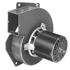 "Fasco 3.3"" Shaded Pole Draft Inducer Blower, A132, 115 Volts 3000 RPM"