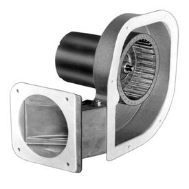 "Fasco 3.3"" Shaded Pole Draft Inducer Blower, A154, 115 Volts 3000 RPM"