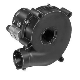 """Fasco 3.3"""" Split Capacitor Draft Inducer Blower, A165 ,115 Volts 3450 RPM"""