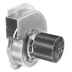 "Fasco 3.3"" Shaded Pole Draft Inducer Blower, A286, 208-230 Volts 3125 RPM"