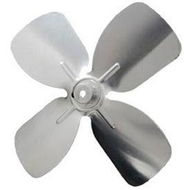 "Packard Small Aluminum Blade w/ Hub - 5 1/2"" Diameter 3/16"" Bore CW Rotation"