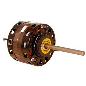 "Century B6415, 5"" Shaded Pole Motor - 208-230 Volts 1050 RPM"