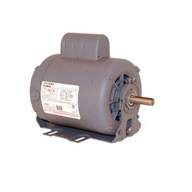 Century B642, Capacitor Start Resilient Base Motor - 208-230/115 Volts 3450 RPM