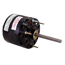 "Century B6520, 5"" Split Capacitor Motor - 230 Volts 1075 RPM"