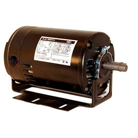 Century BK1072, Capacitor Start Resilient Base Motor - 115/208-230 Volts 3450 RPM
