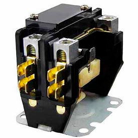 Packard C125C Contactor - 1 Pole 25 Amps 208/240 Coil Voltage