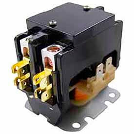 Packard C225A Contactor - 2 Pole 25 Amps 24VAC Coil Voltage