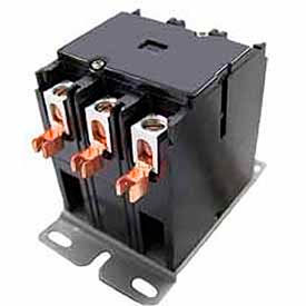 Packard C360A Contactor - 3 Pole 60 Amps 24 Coil Voltage