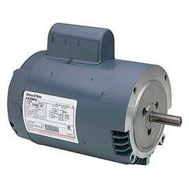 Century C826, Capacitor Start TEFC C-Face Motor 115/208-230 Volts 1800 RPM 1/2 HP