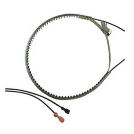 Tutco® Crankcase Heater CH10340 Oval 240V 45 Watt