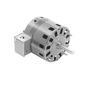 """Fasco D1038, 5"""" Shaded Pole Motor - 115 Volts 1050 RPM"""