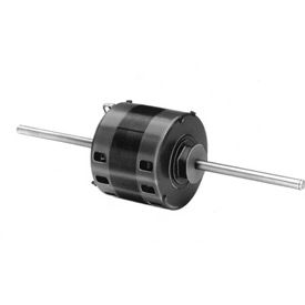 "Fasco D1042, 5"" Split Capacitor Fan Coil Motor - 208-230 Volts 1075 RPM"