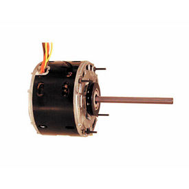 "Century D1057AO, 5-5/8"" Direct Drive Blower Motor - 208-230 Volts 1075 RPM"