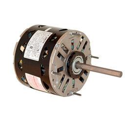 "Century D1076, 5-5/8"" Direct Drive Blower Motor - 208-230 Volts 1075 RPM"