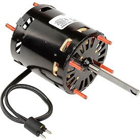 """Fasco D1126, 3.3"""" Shaded Pole Open Motor - 230 Volts 1550 RPM"""